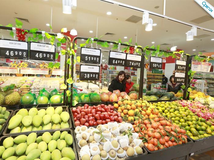 5 bước mở cửa hàng thực phẩm sạch