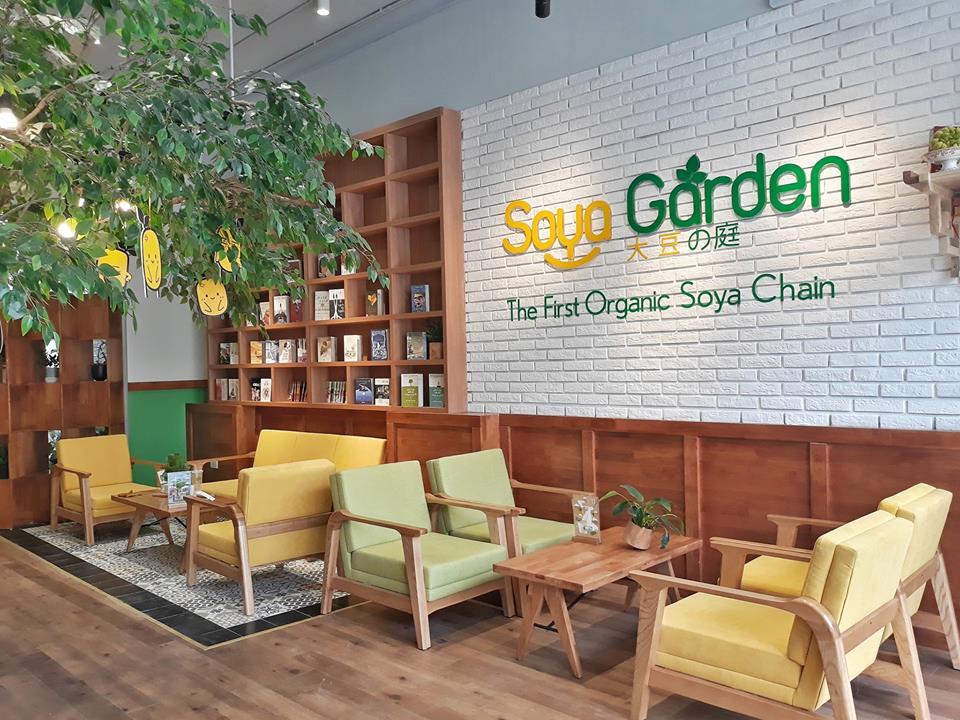 Soya Garden - Hệ thống Đậu nành chuẩn Hữu cơ hàng đầu Việt Nam